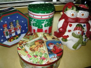 cookie tins
