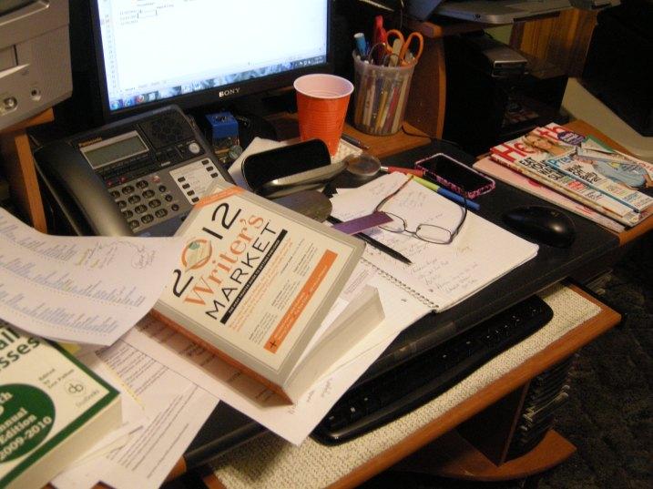 Marys Desk