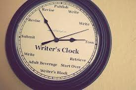 Writers Clock