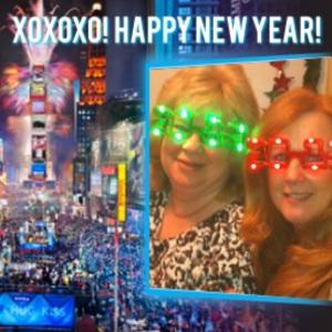 Kathy_Mary New Year