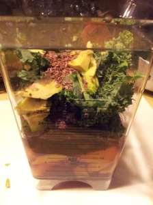 Detox Cleanse Dinner Smoothie