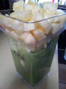 Detox Cleanse Lunch Smoothie
